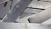 Staalbandseël / -klemmasjien vir staalafvalmateriaal
