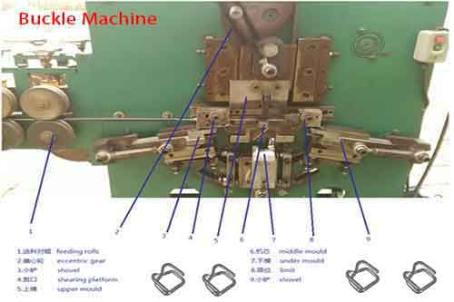 strapping seal machine