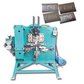 steel strapping seal clip making machine