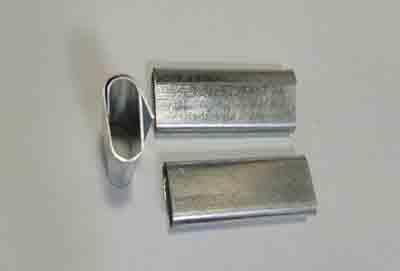 stroj za izradu metalnih brtvenih kopči za poliplastične PP remenje