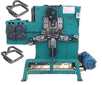 strapping buckle machine