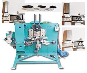 steel strapping seal (clip) machine